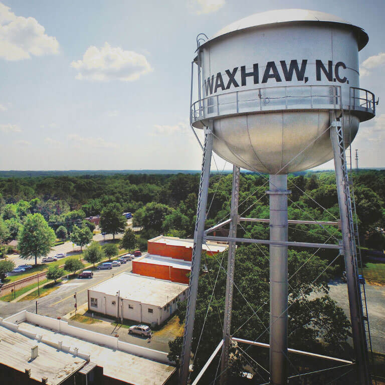 Waxhaw, NC Water Tower