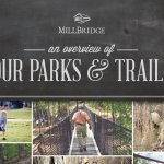 MillBridge Parks and Trail Map